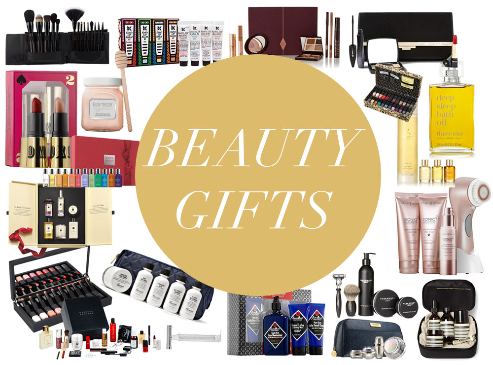 Beauty Gift Guide 2014