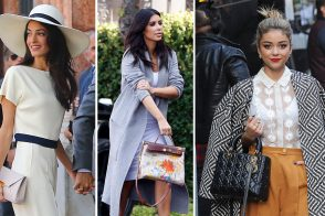 Our 12 Favorite Celebrity Bag Moments of 2014