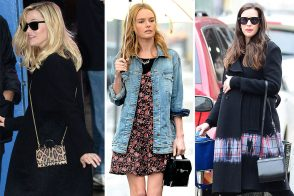 Check Out Last Week's Best Celebrity Bags, Including Meryl Streep's Dolce & Gabbana