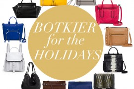 Botkier Holiday Gift Guide 2014