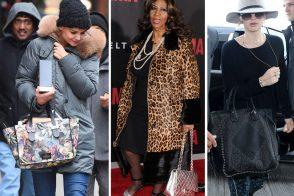 The Best Celebrity Bag Picks of Last Week, Including Aretha Franklin's Chanel