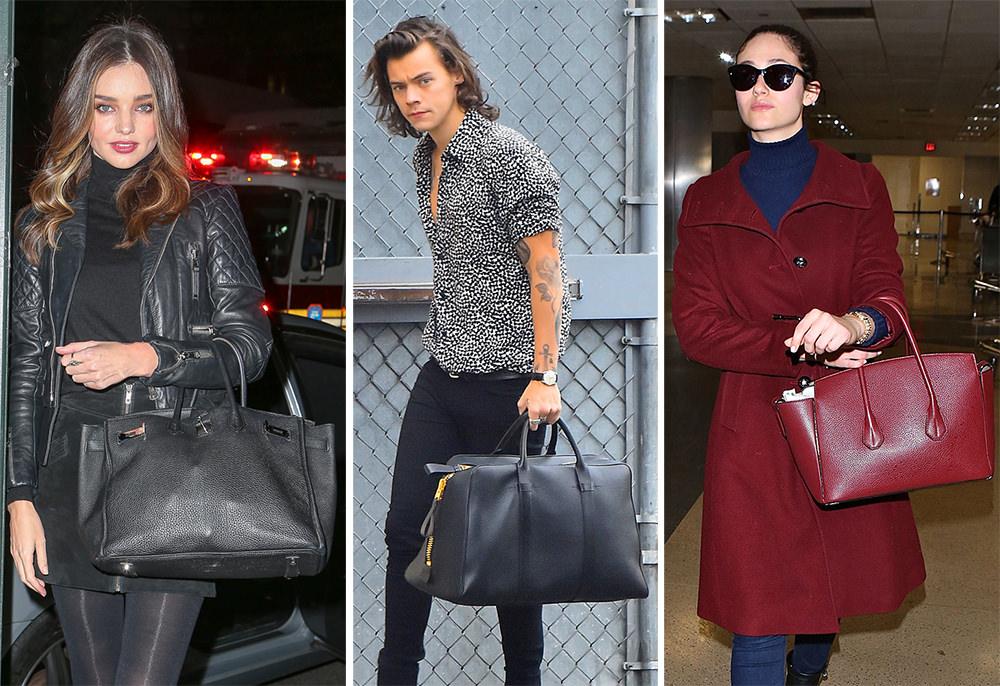 Celebrity Handbags December 2