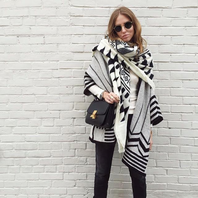 celine shopper tote - 30 C��line Bags We Found on Instagram - PurseBlog