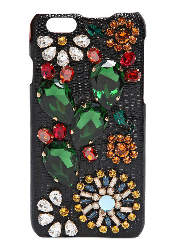 Dolce & Gabbana Jeweled iPhone 6 Case