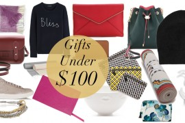 Gift Guide 2014: Great Gifts Under $100, Including Handbags!