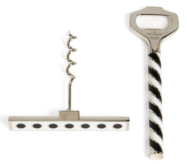 Kate Spade Pierrepont Place Corkscrew Bottle Opener