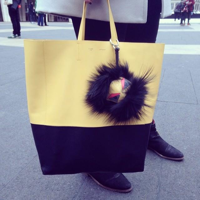 celine phantom bag look alike - 30 C��line Bags We Found on Instagram - PurseBlog