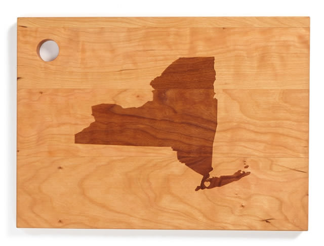 Richwood Creations State Silhouette Cutting Board