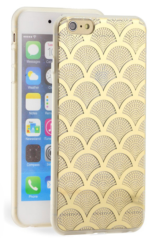 Sonix Gold Lace iPhone 6 Plus Case