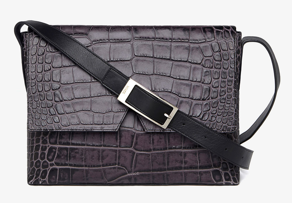 Vince-Signature-Collection-Stamped-Croc-Crossbody-Bag