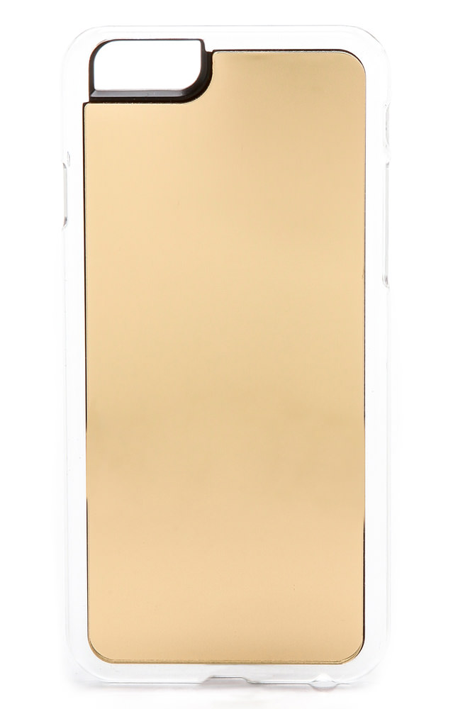 Zero Gravity Gold Mirror iPhone 6 Case