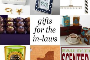 The Best Gifts to Win Over Your In-Laws