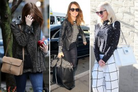 Marion Cotillard's Brand New Dior Bag Leads This Group of Notable Celeb Purse Picks