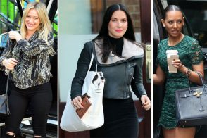 This Time, It's Olivia Munn's Pup That Makes an Appearance in This Round of Celebrity Bags