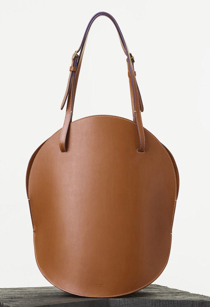 Celine-Curved-Shoulder-Bag-Tan-2350