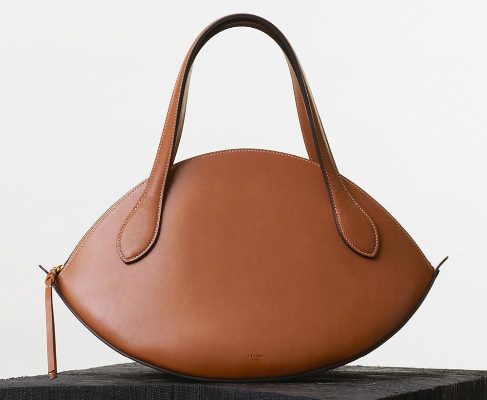 Celine-Large-Curved-Handbag-Tan-2050