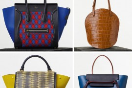 Céline's Summer 2015 Handbag Lookbook and Prices are Here