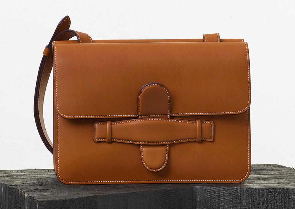 celine red exotic leathers handbag classic