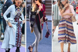 The Many Shoes of Sarah Jessica Parker