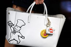 Anya Hindmarch Again Looks to Everyday Design for Her Fall 2015 Bags