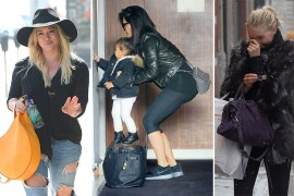 This Week, Celebs and Their Bags Froze in NYC and Enjoyed the Sun in LA