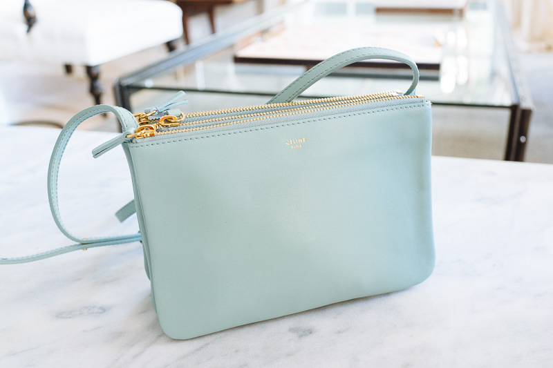celine purses price - What Fits: C��line Trio Bag - PurseBlog
