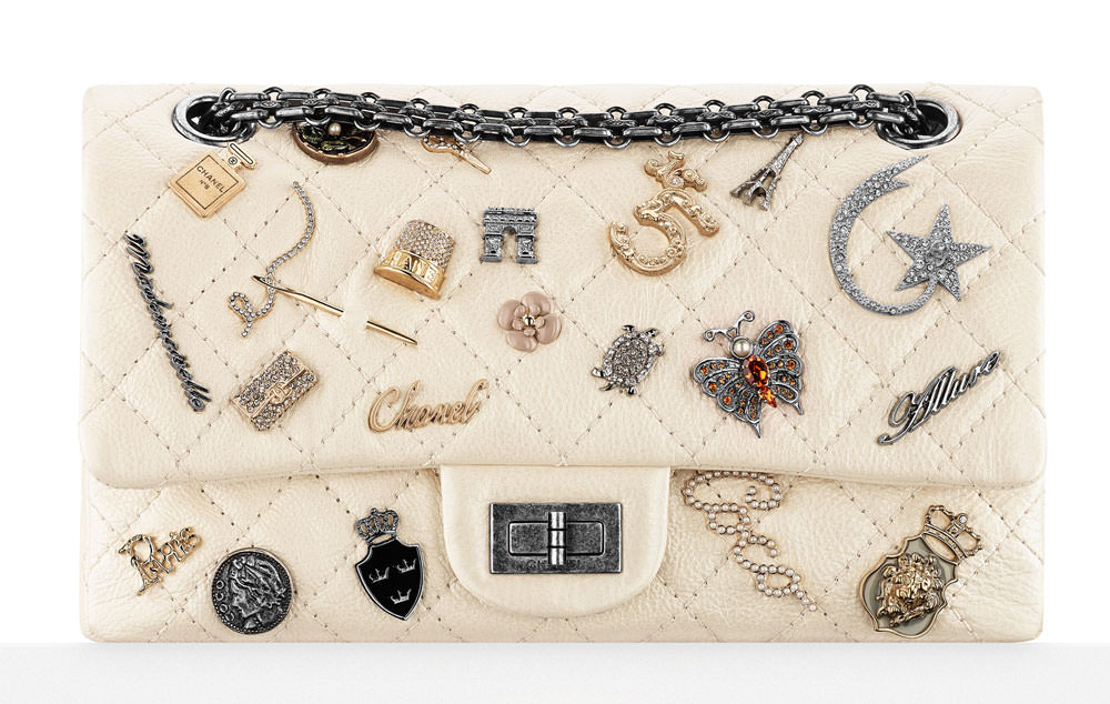 Check Out Chanel S Pre Spring 2015 Bags In Stores Now