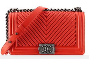 Check Out Chanel's Pre-Spring 2015 Bags, in Stores Now