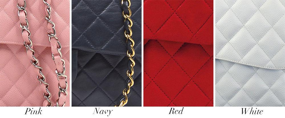 Chanel-Classic-Flap-Bag-Common-Colors