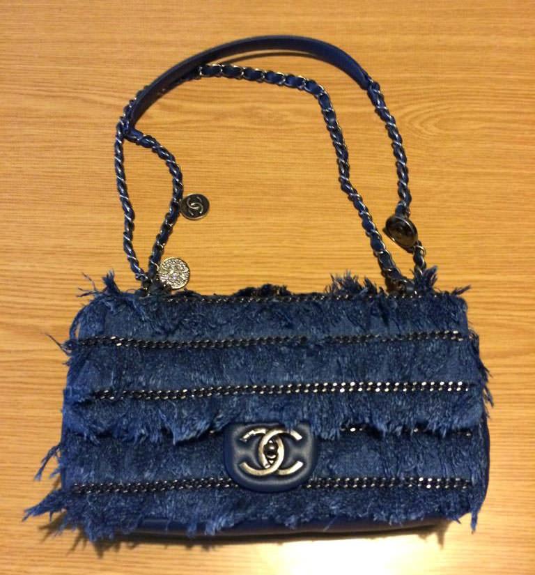 Chanel-Frayed-Flap-Bag