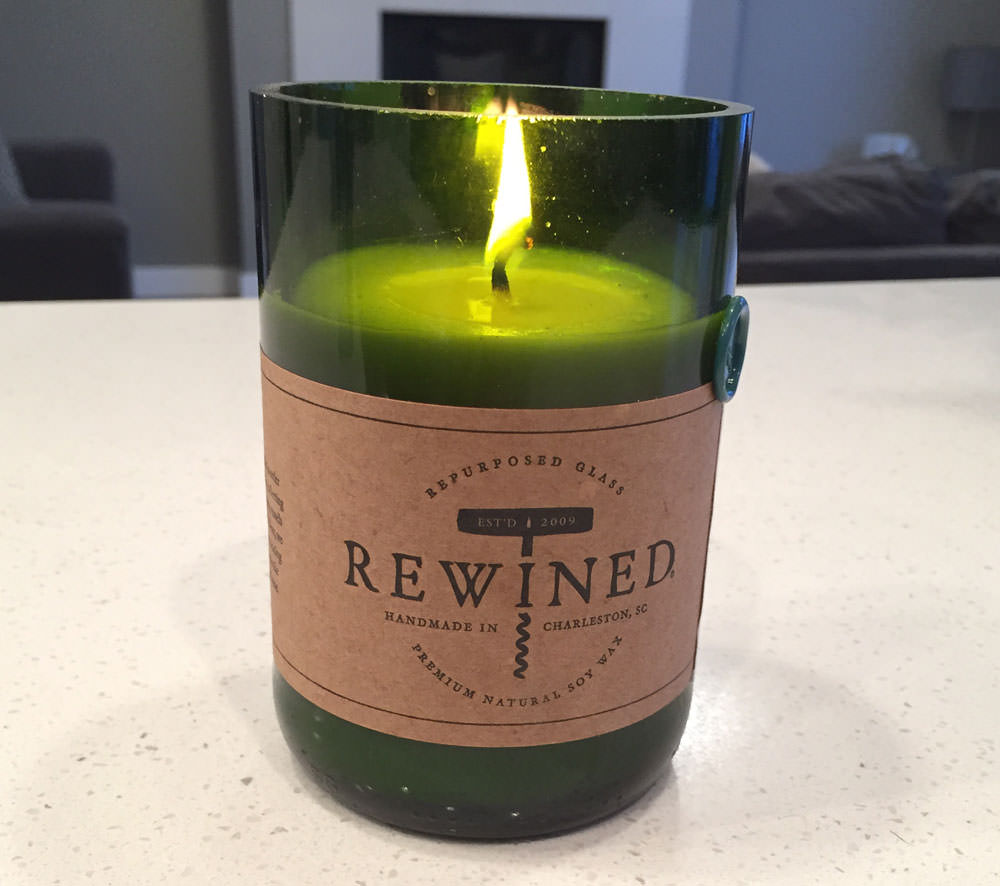 Green-Candle