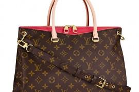 The Louis Vuitton Pallas