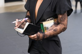 The Best Bags of NYFW Fall 2015 Street Style – Days One & Two