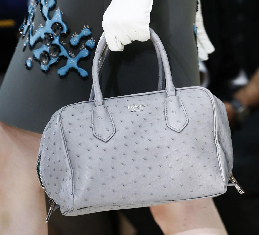 how to spot a fake prada wallet - Prada Fall 2015 Runway Bags - PurseBlog