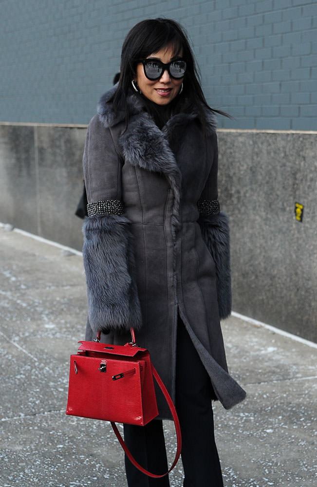 where are brighton handbags made - The Many Bags of New York Fashion Week Fall 2015's Celebrity ...