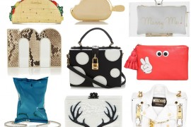 Want It Wednesday: Novelty Bags are the New Normal