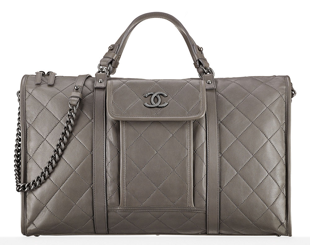 Chanel S Spring 2015 Bags Have Arrived In Stores