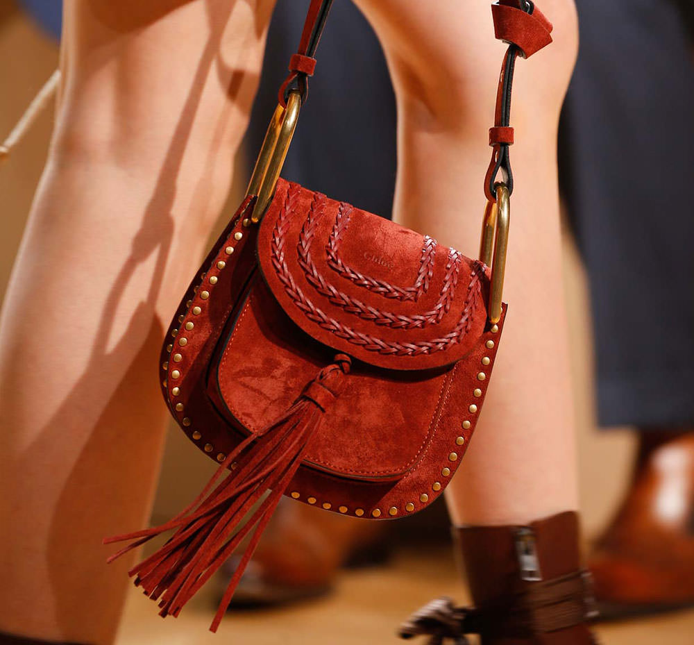 replica chloe handbags uk - The 15 Best Runway Bags of Paris Fashion Week Fall 2015 - PurseBlog