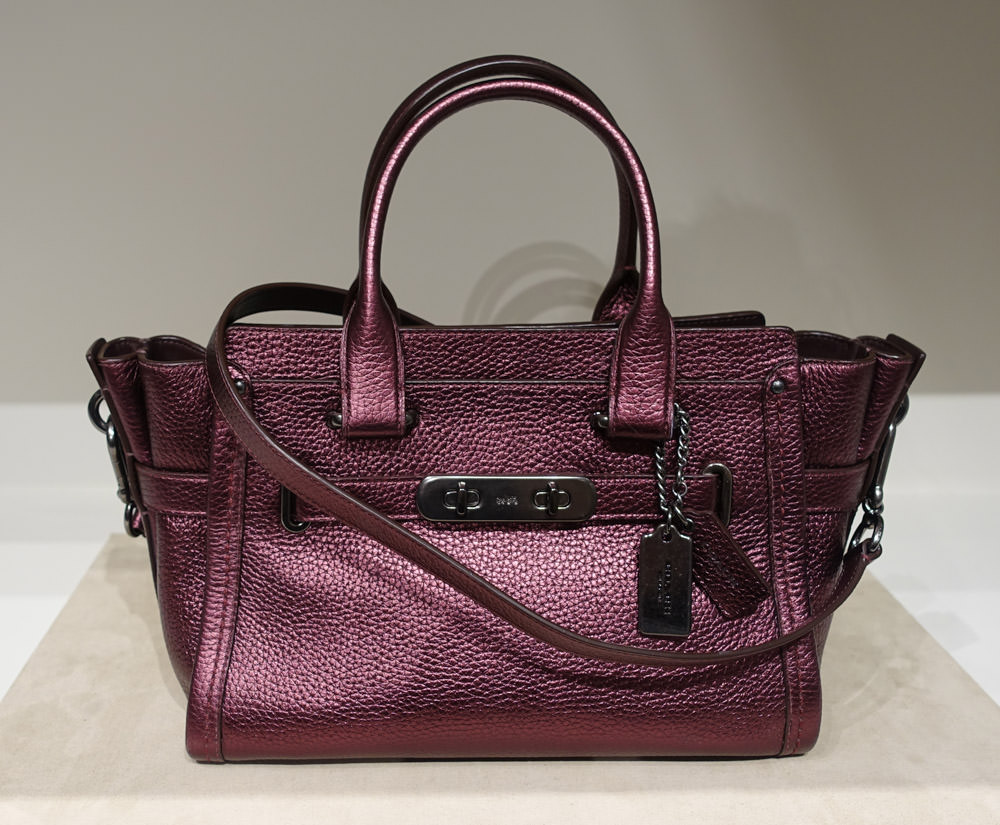 Closer Look at Coach's Fall 2015 Handbags - PurseBlog