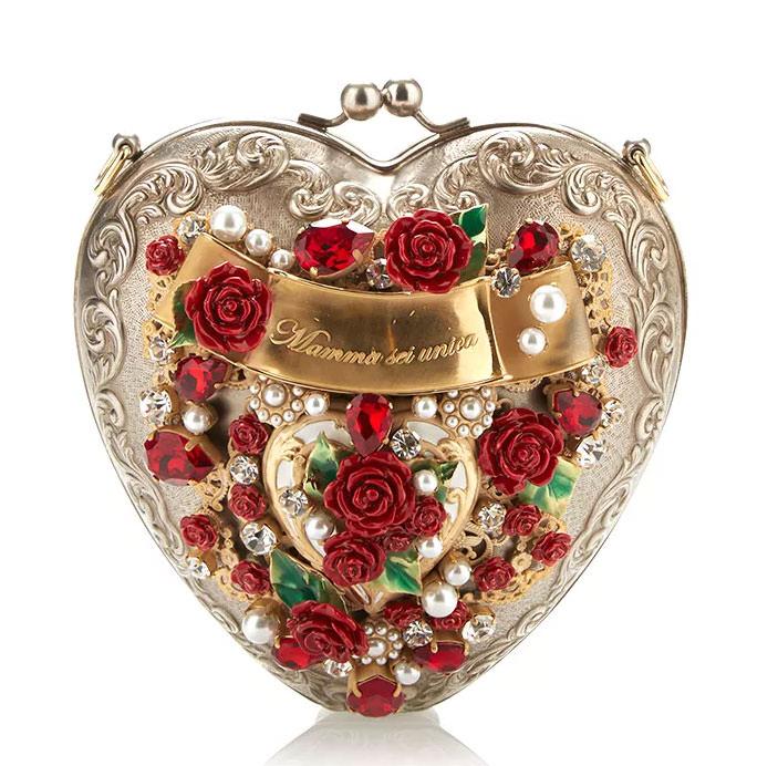 Dolce-&-Gabbana-Sacred-Heart-Evening-Bag