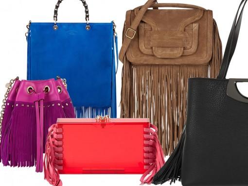 Fringe Bags Spring 2015