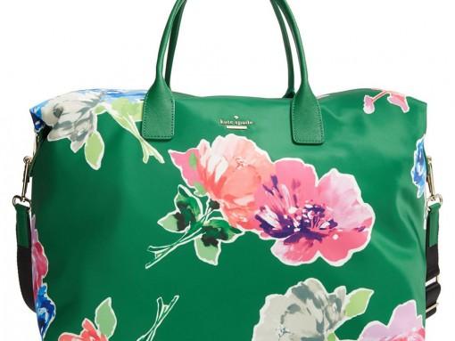 Kate-Spade-Classic-Nylon-Lyla-Floral-Tote