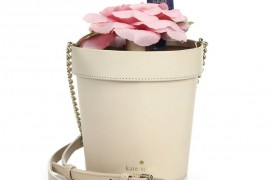 Bag of the Week: Kate Spade New York Spring Forward Flowerpot Shoulder Bag