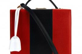 Latest Obsession: The Mark Cross Grace Box Bag