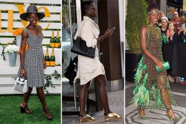 The Many Shoes of Lupita Nyong'o