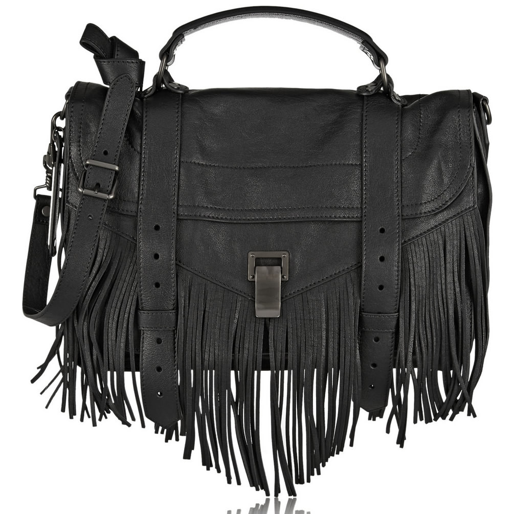 prada flower handbag - 18 of the Best Fringe Bags for Spring 2015 - PurseBlog