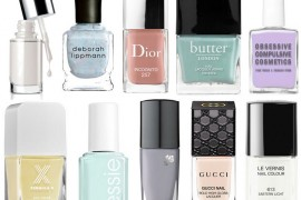 20 Pale Polishes to Put Spring 2015 at Your Fingertips
