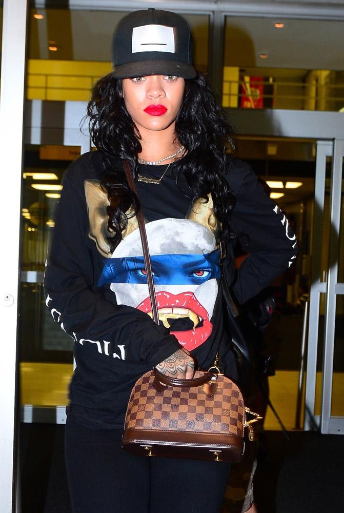 The Many Bags of Rihanna, Part Three