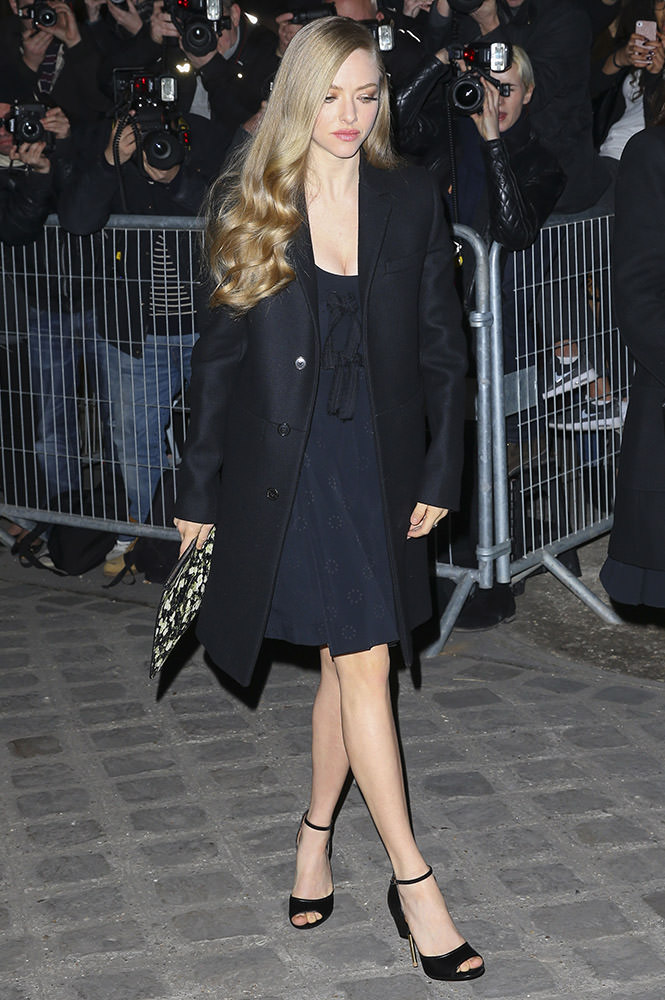 The Many Shoes of Celebrity Attendees from Paris Fashion ...