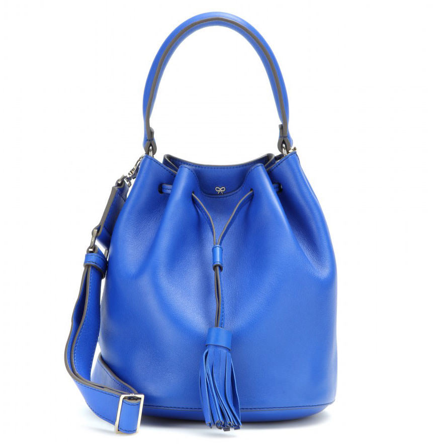 October 28, The Bucket Bag Next to diamonds, I'd argue that a good purse is a girl's best friend. What else holds our entire lives, our on-the-go-life savers, and even some of our deepest, darkest secrets, like a trusty handbag?